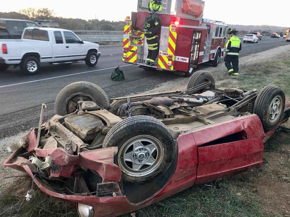 Elderly Atascadero man killed in Highway 101 crash