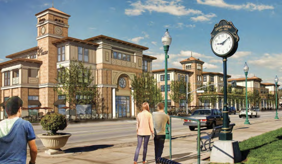 Atascadero council approves downtown mixed use project