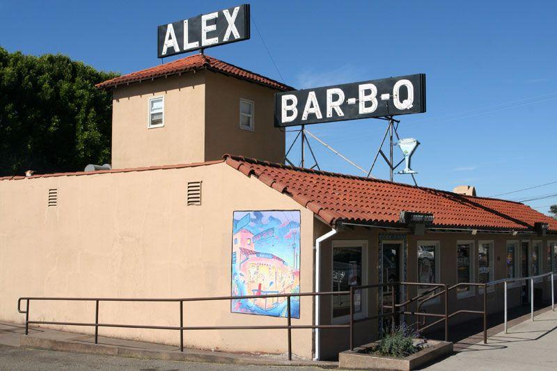 Historic Alex Bar-B-Q building torn down by mistake