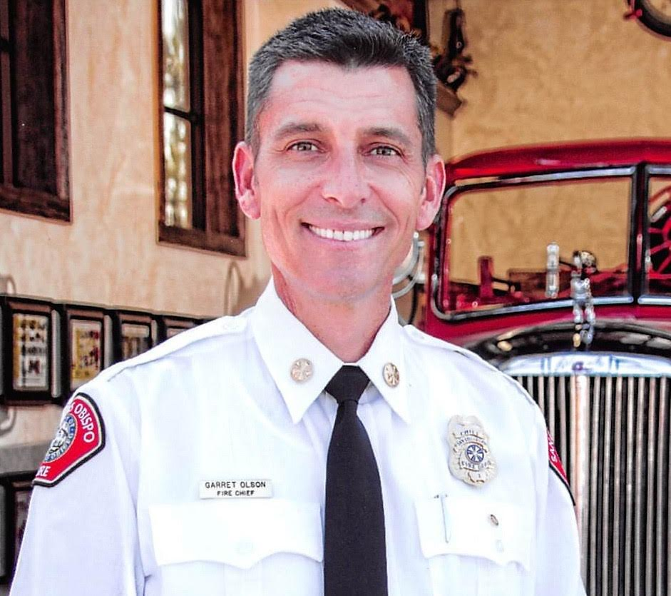 SLO fire chief announces retirement
