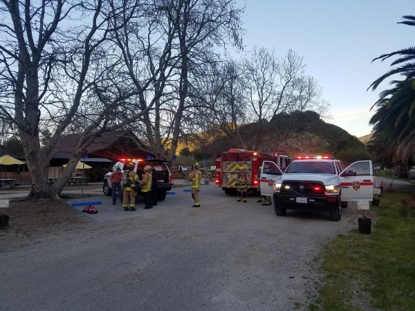 Avila Valley Barn salvaged after fire breaks out in attic ...