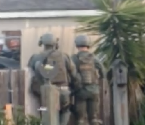 SWAT teams and bomb squad come out to Grover Beach neighborhood