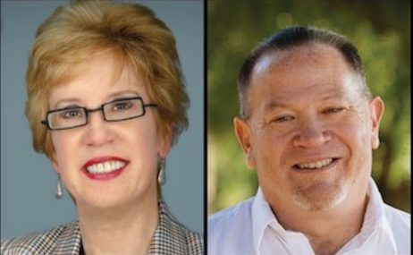 Candidates exchange jabs at SLO County supervisor debate