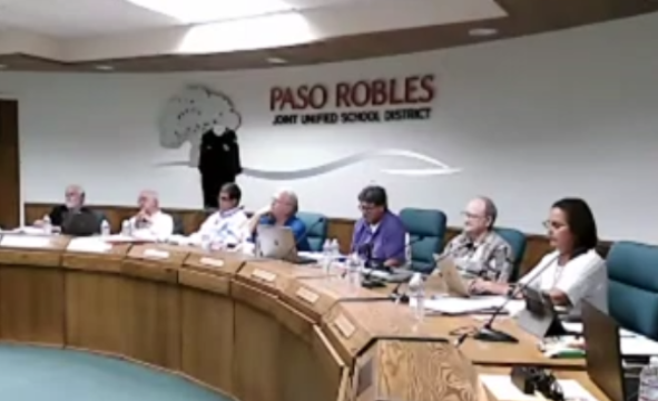 Paso Robles school board takes no action on proposed critical race theory ban